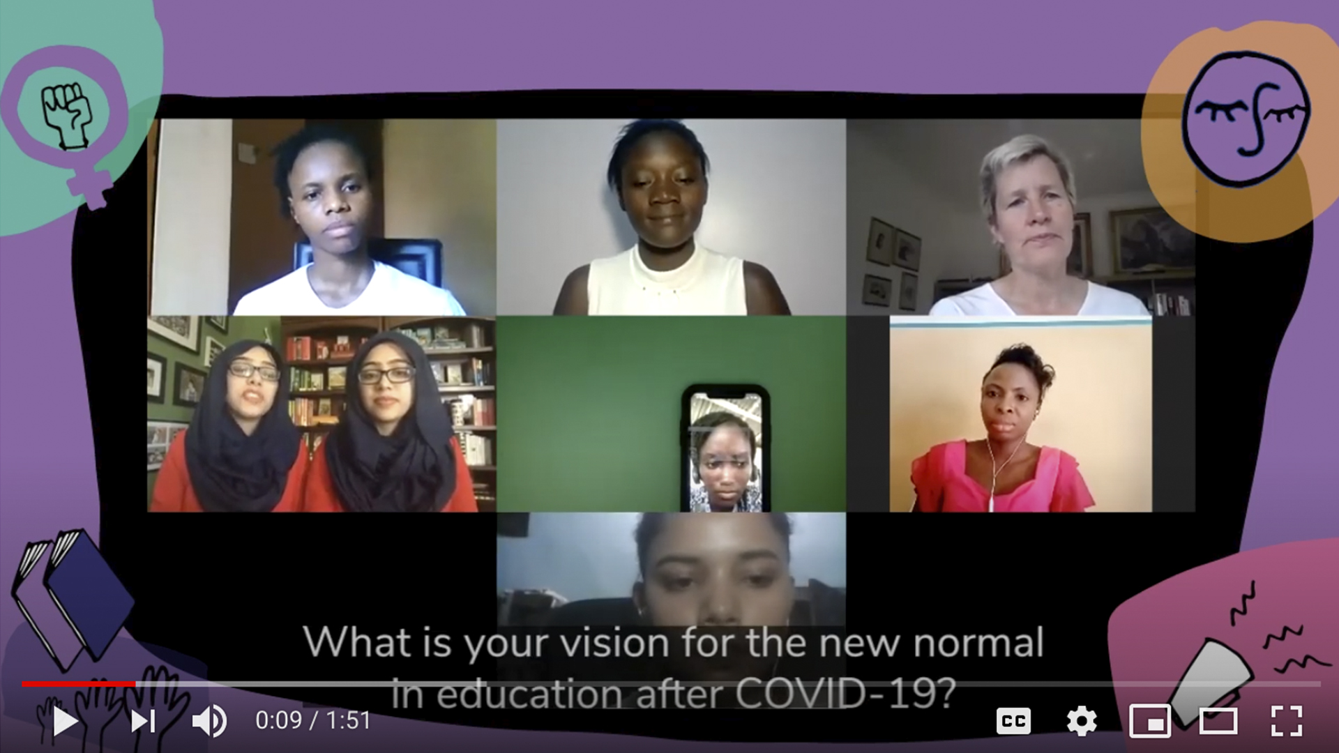 Rebuilding the 'new normal' in education post COVID-19