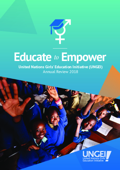 Annual Review 2018 Educate to Empower