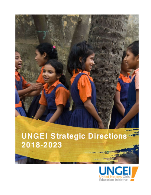 UNGEI Strategic Directions 2018-2023