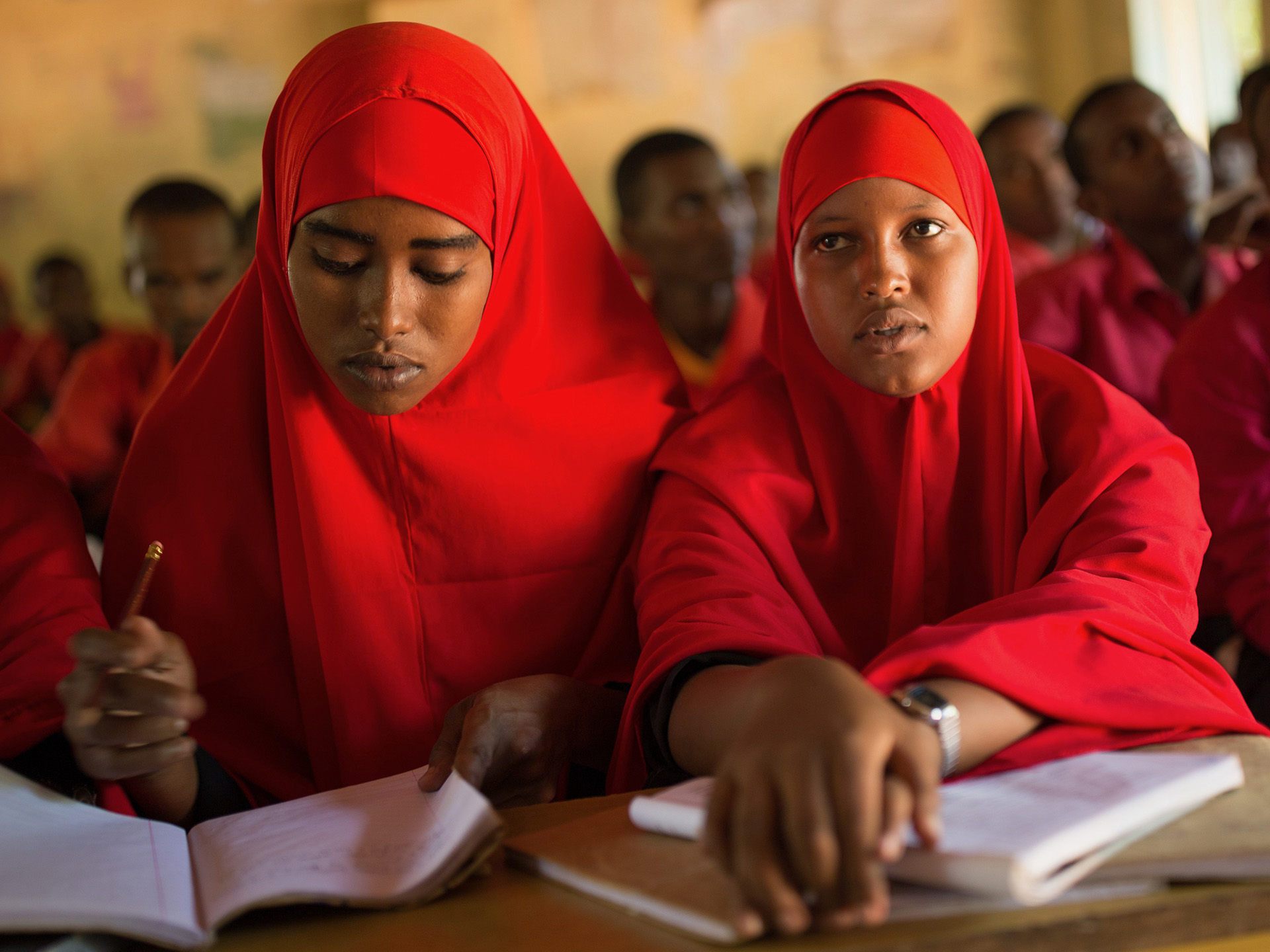 Putting gender equality at the heart of education in emergencies