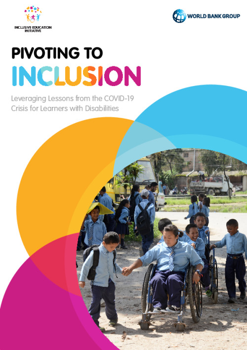 Pivoting to inclusion: Leveraging lessons from COVID-19 crisis for learners with disabilities