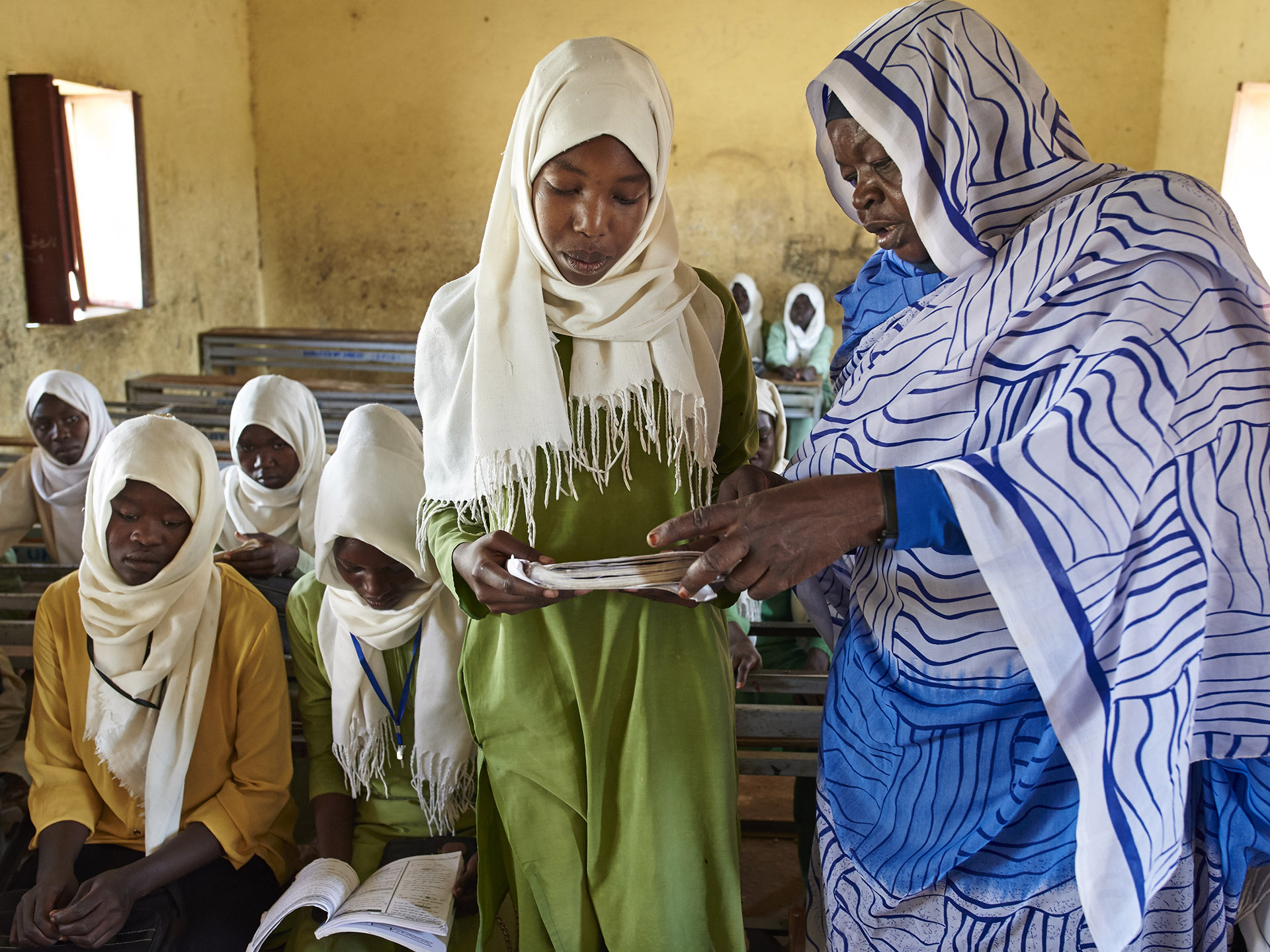 2019 UNESCO Girls' and Women's Education Prize