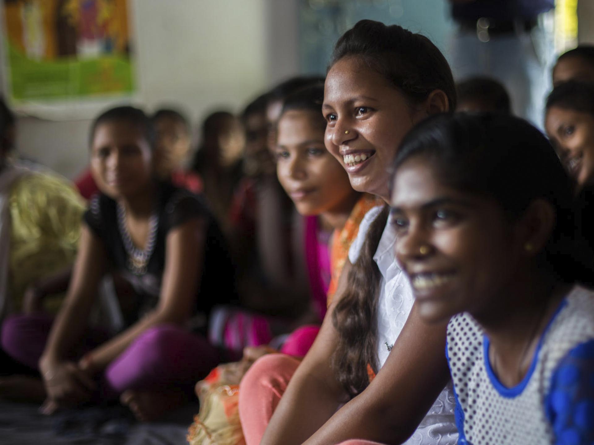 Together we can end gender-based violence in schools