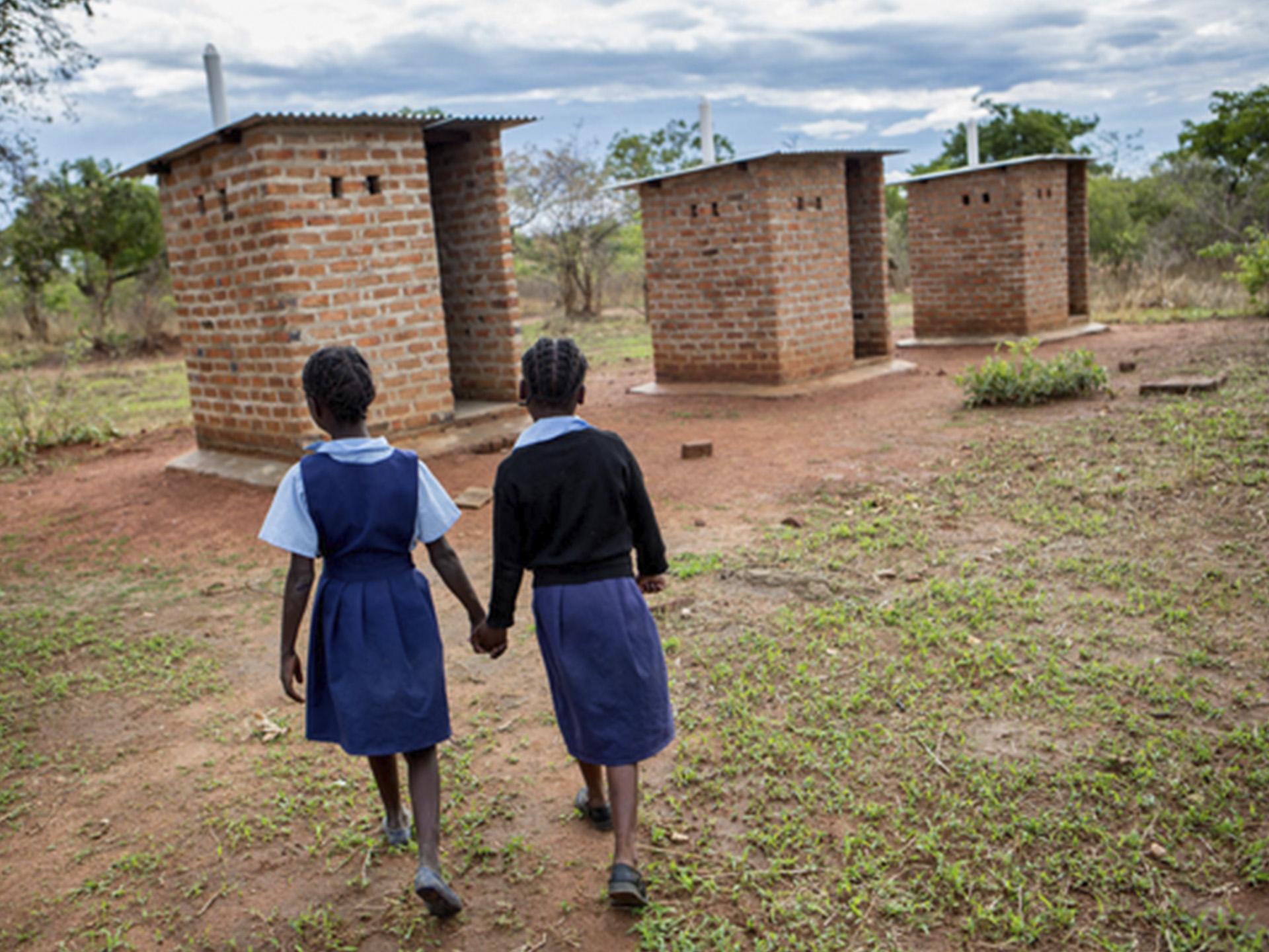 Gender sensitive sanitation