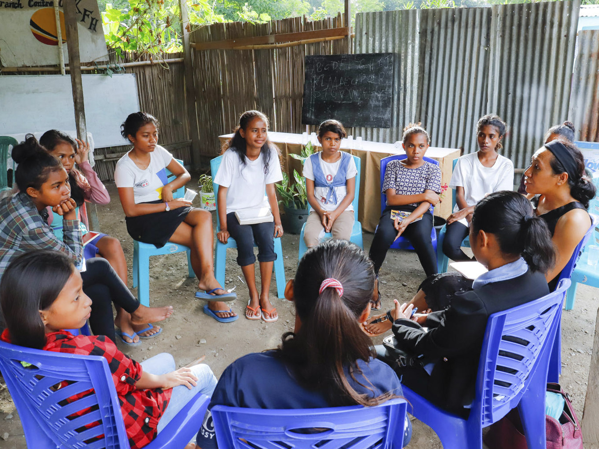 Youth activists are calling on you to take action against SRGBV