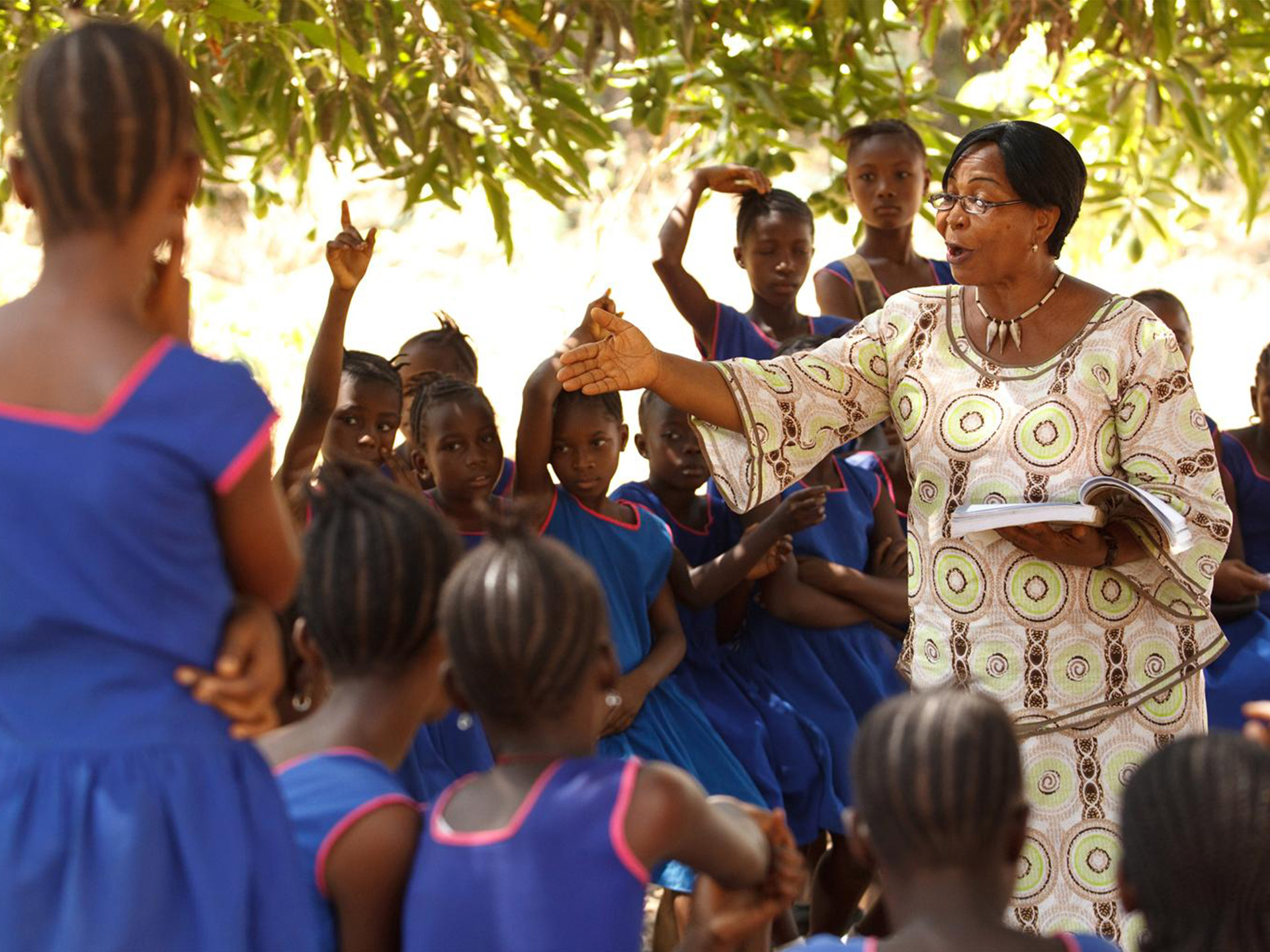 Putting gender at the heart of education planning
