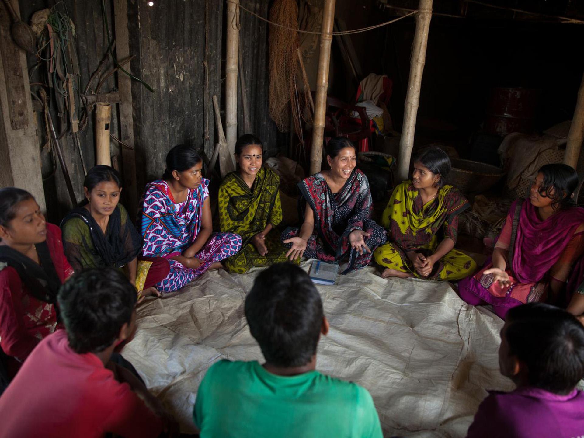 Global write shop to end gender-based violence in schools