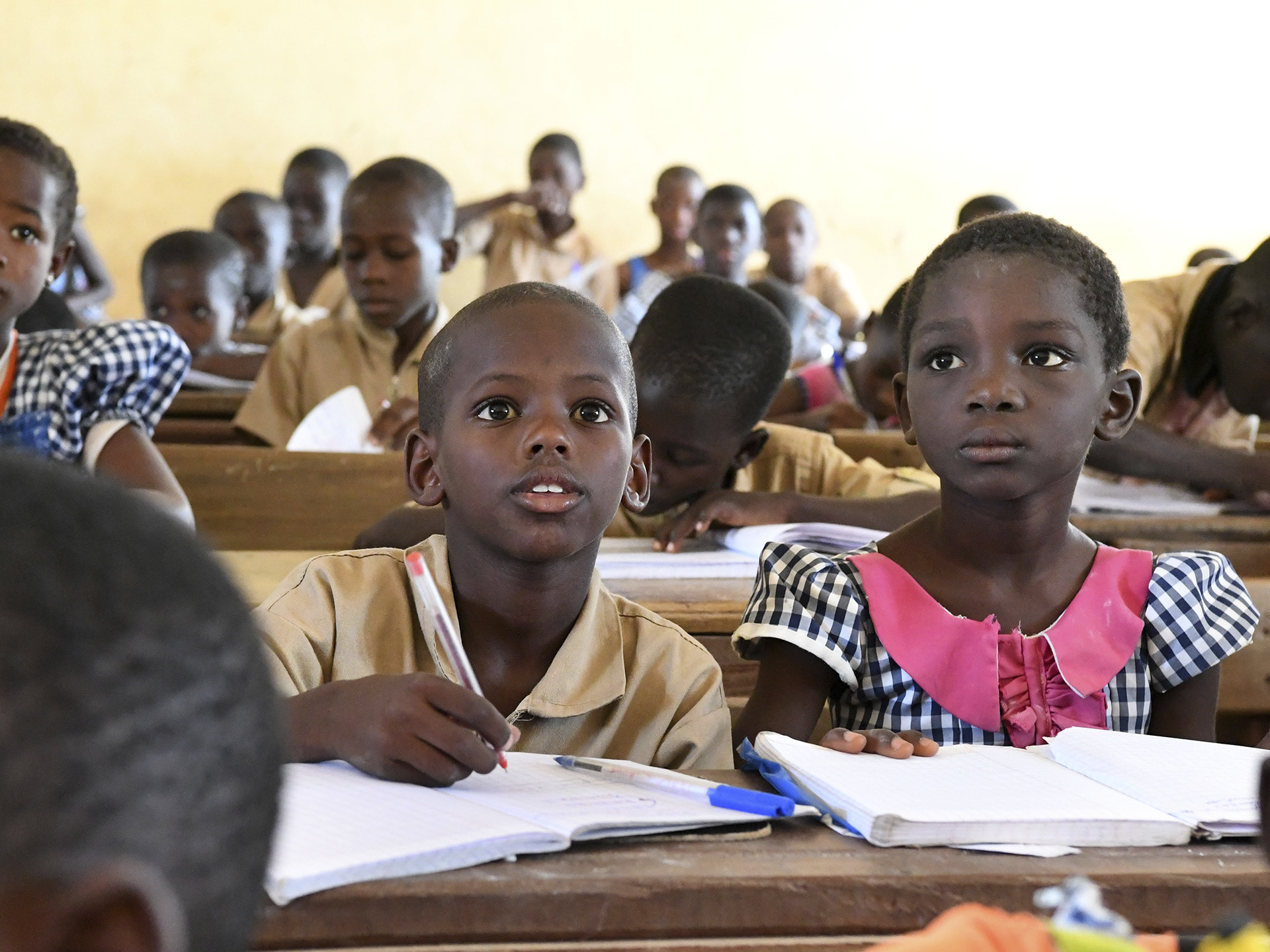 The path to gender equality runs through education