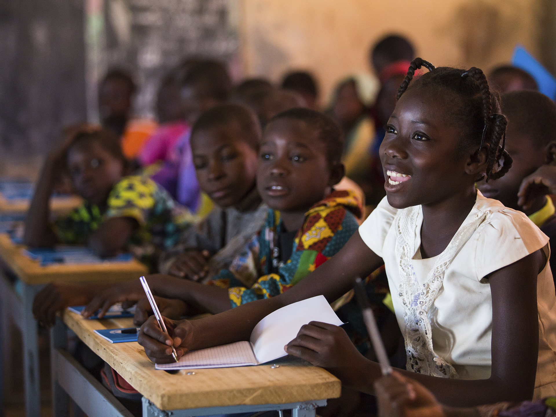 We need gender equality in education to drive gender equality in society