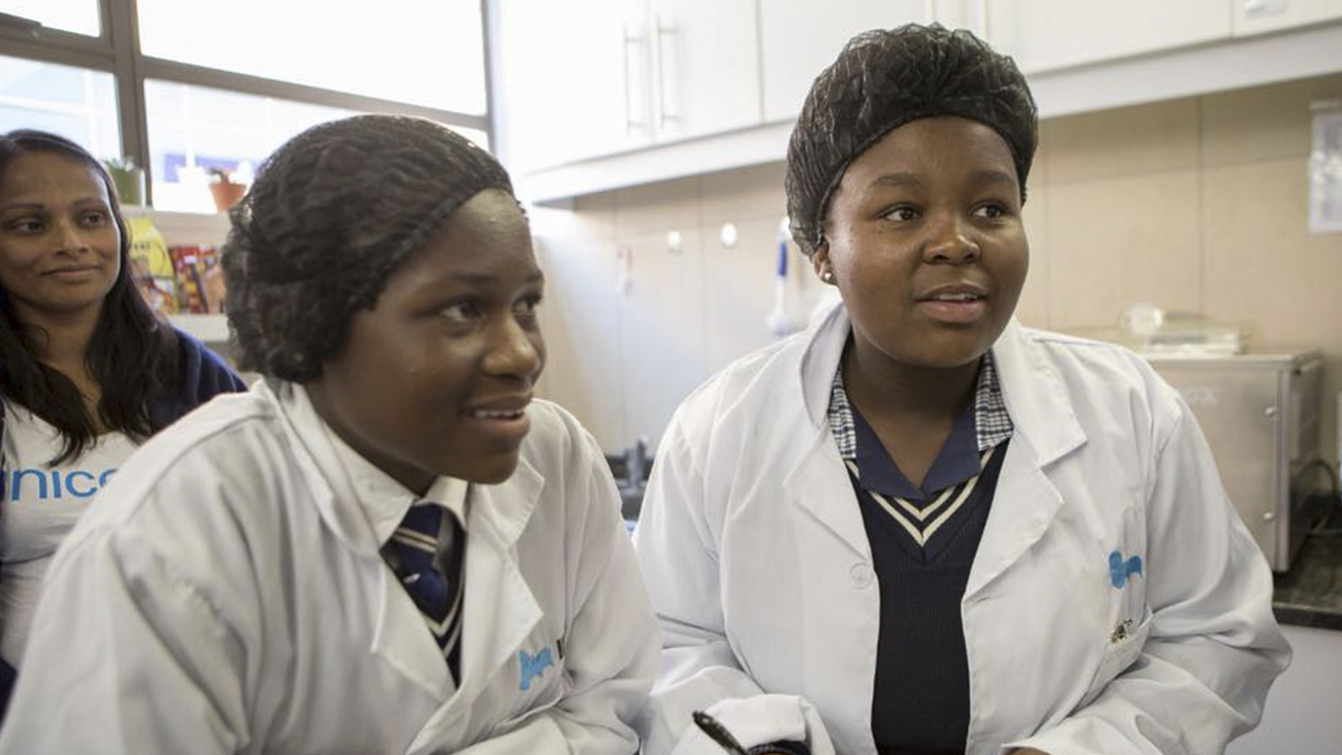 Techno girls: Creating STEM pathways for girls in South Africa