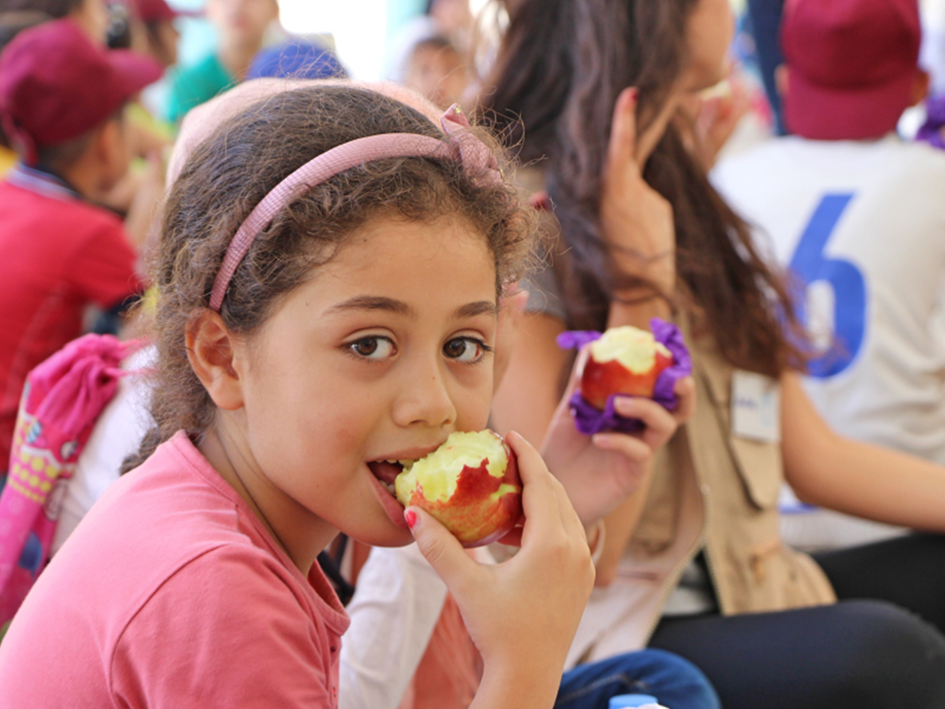 Feeding the future of girls the world over