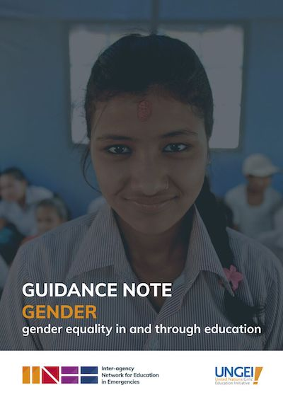 INEE Guidance Note on Gender