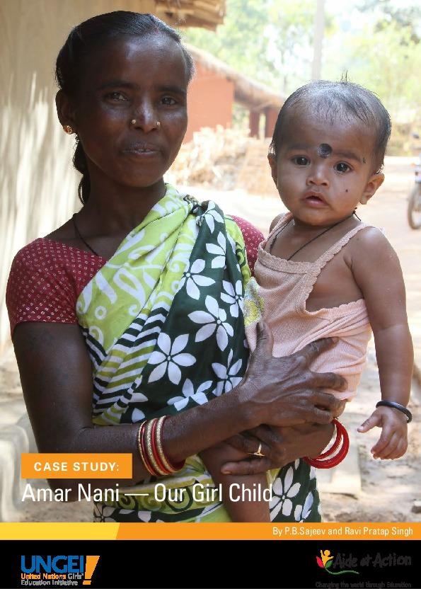 Amar nani: Our girl child
