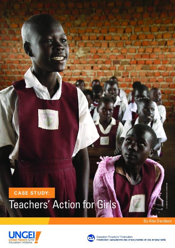 Teachers' action for girls