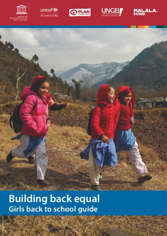 Building back equal