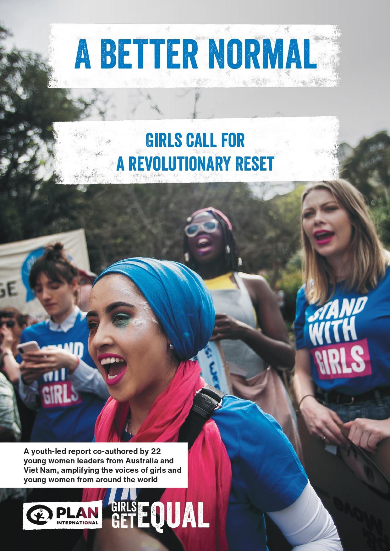 A Better Normal: Girls call for a revolutionary reset
