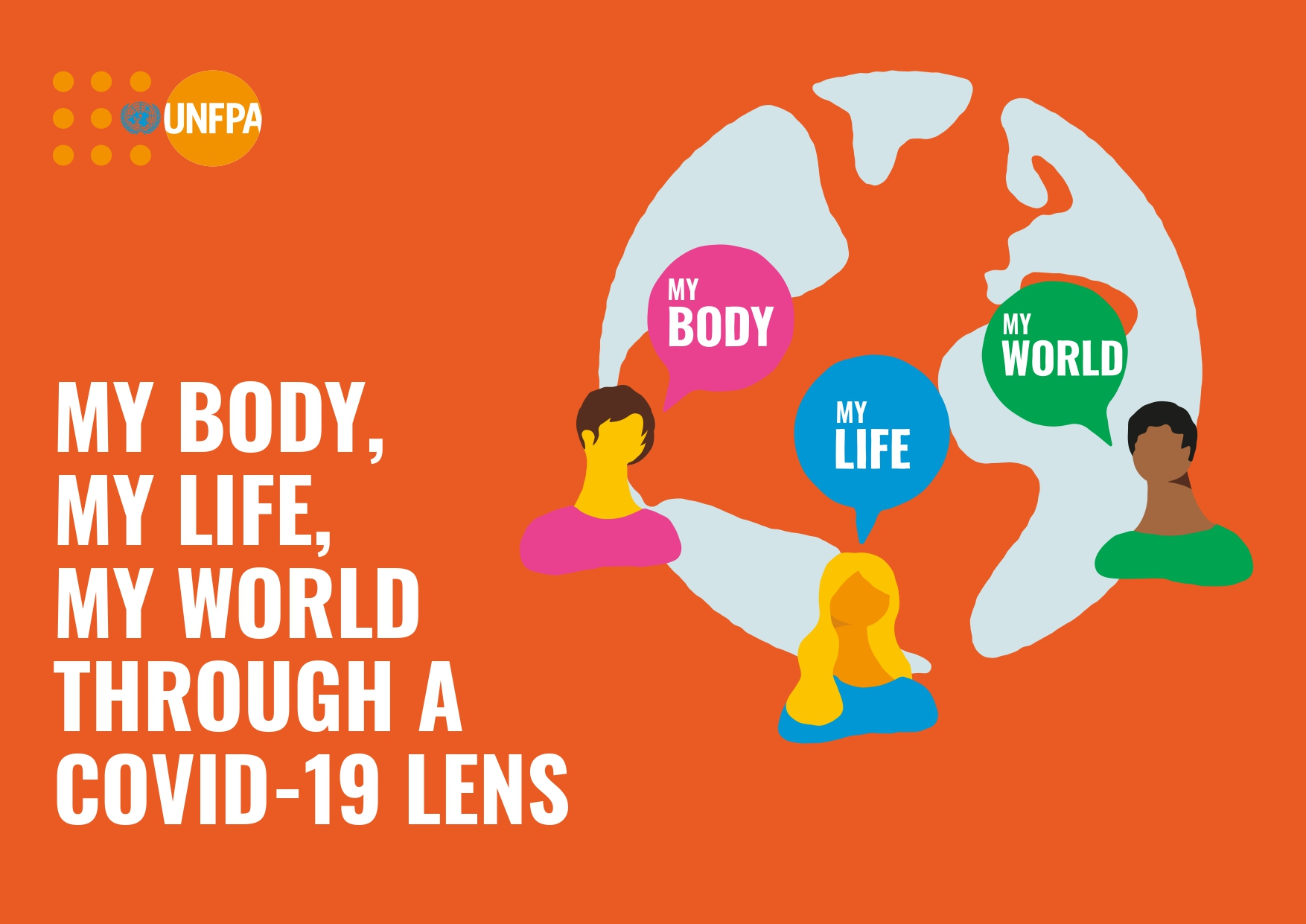 My Body, My Life, My World Through a COVID-19 Lens