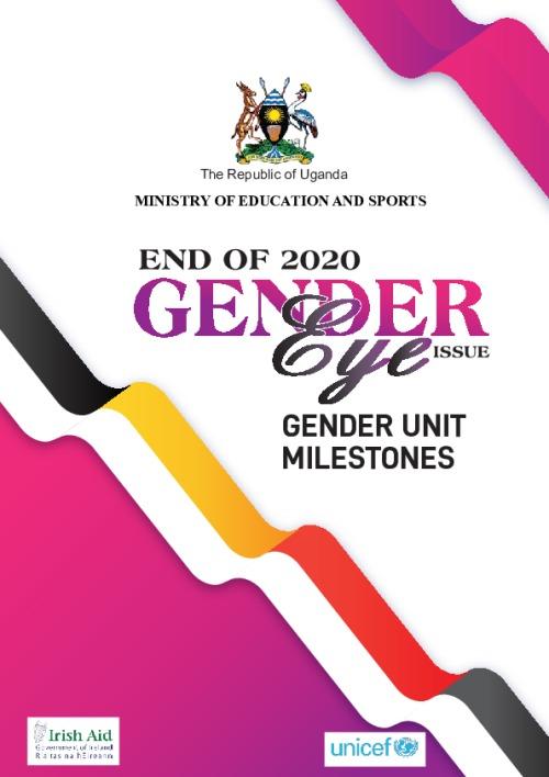 MoES-Uganda End of 2020 Gender Eye Issue