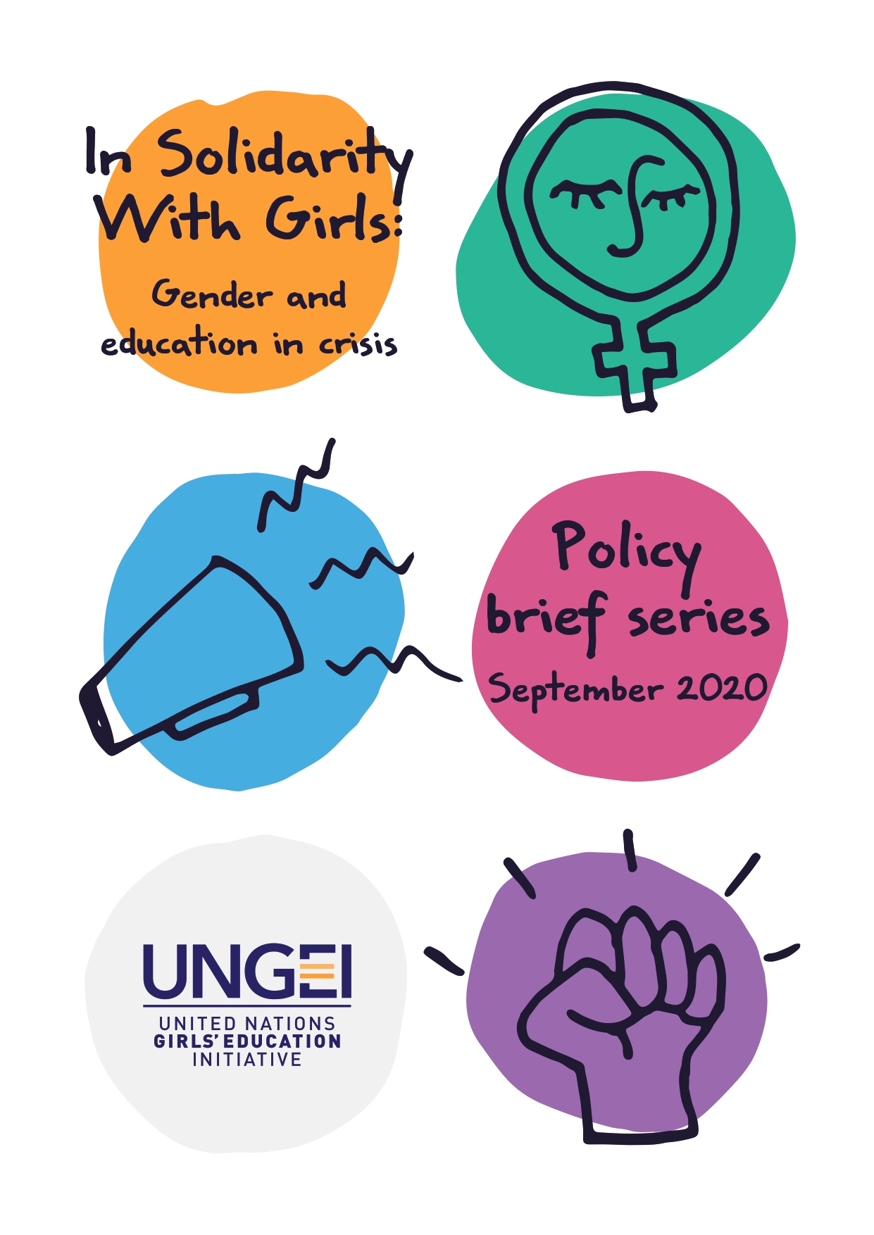 In Solidarity With Girls: Gender and education in crisis