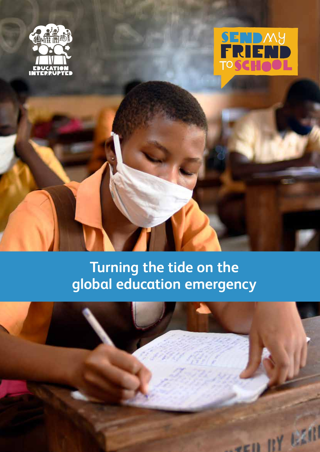 Turning the tide on the global education emergency