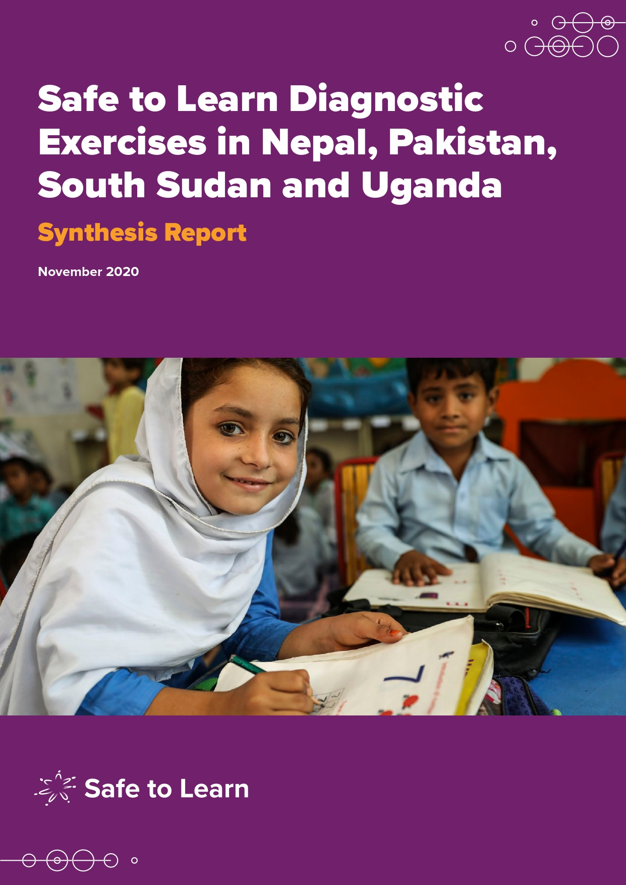Safe to Learn Diagnostic Exercises in Nepal, Pakistan, South Sudan and Uganda