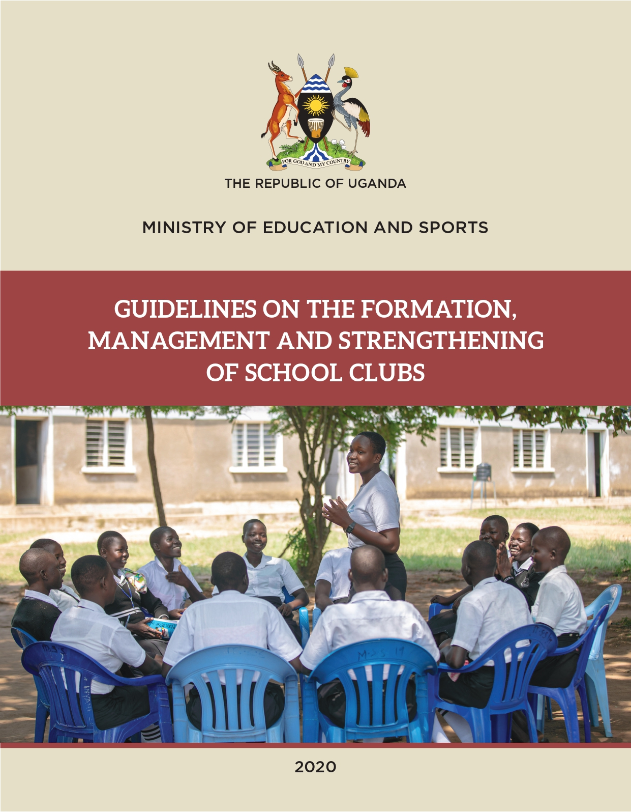 Guidelines on the Formation, Management and Strengthening of School Clubs