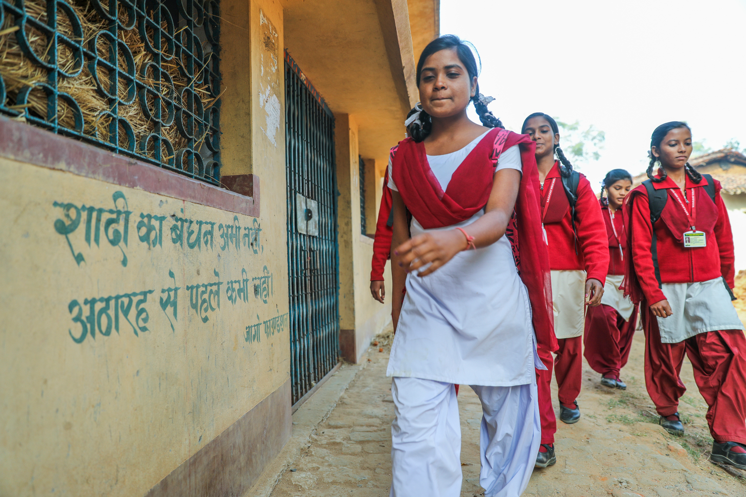 End School-Related Gender-Based Violence