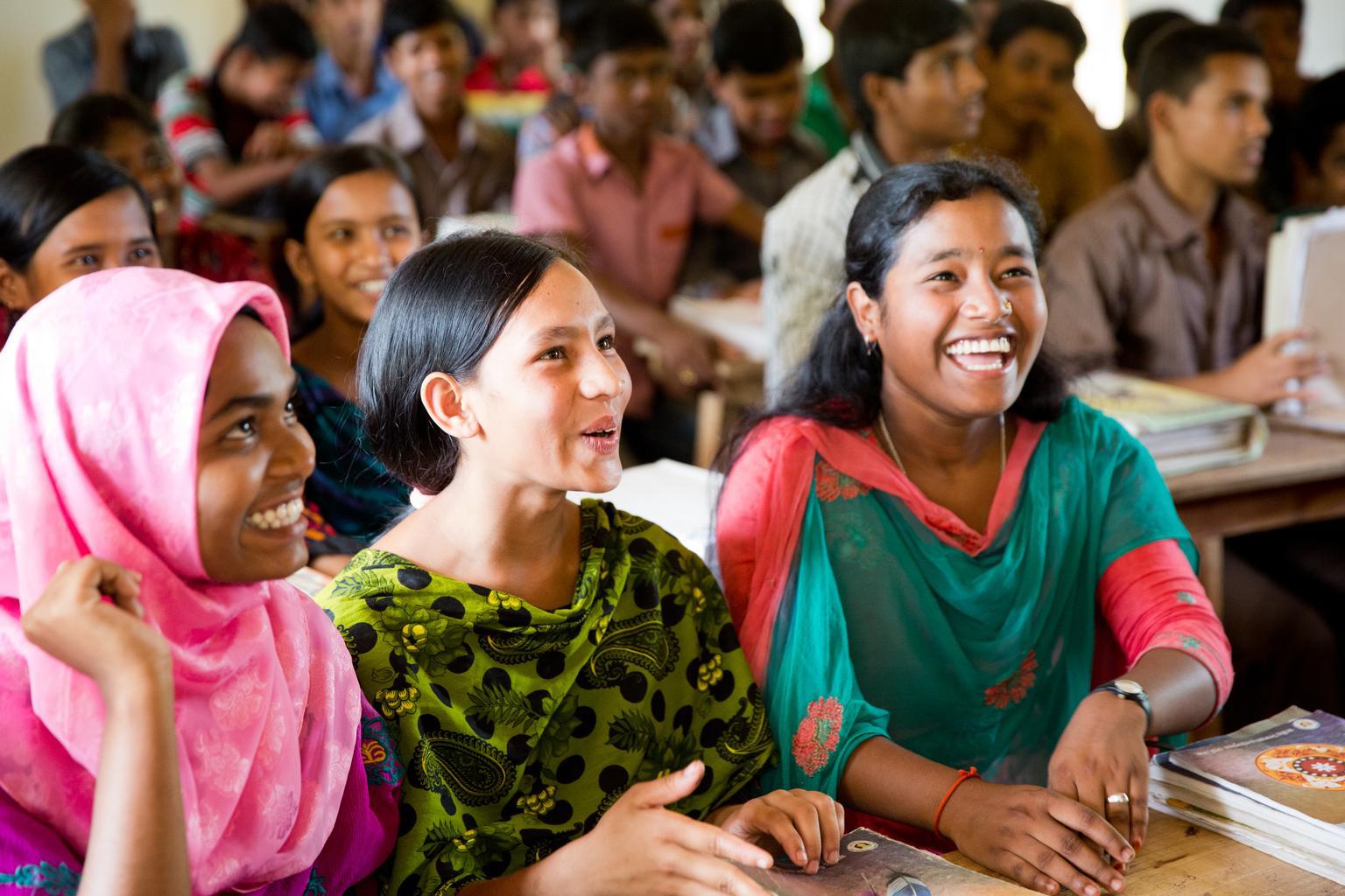 Spending Better for Gender Equality in Education