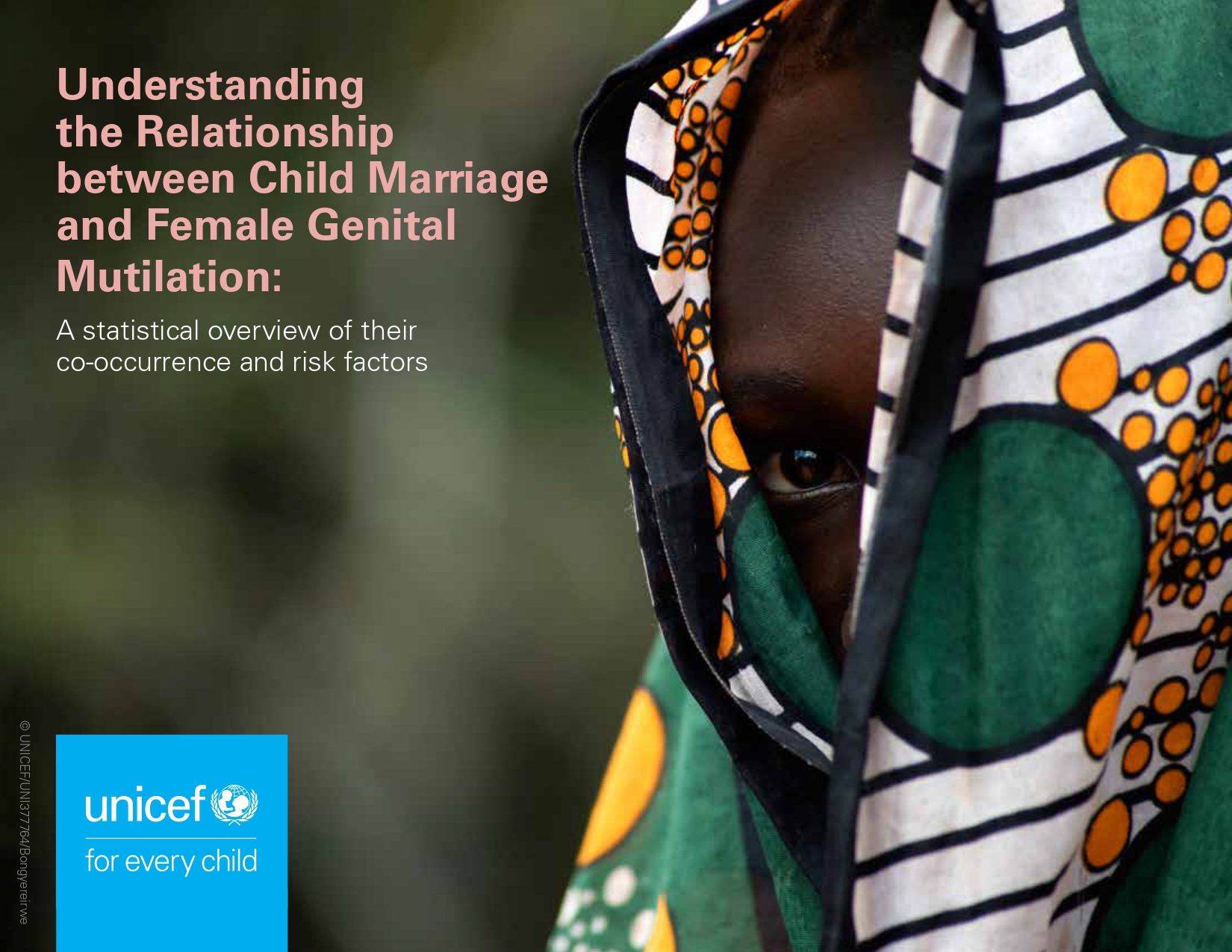 Understanding the relationship between child marriage and female genital mutilation
