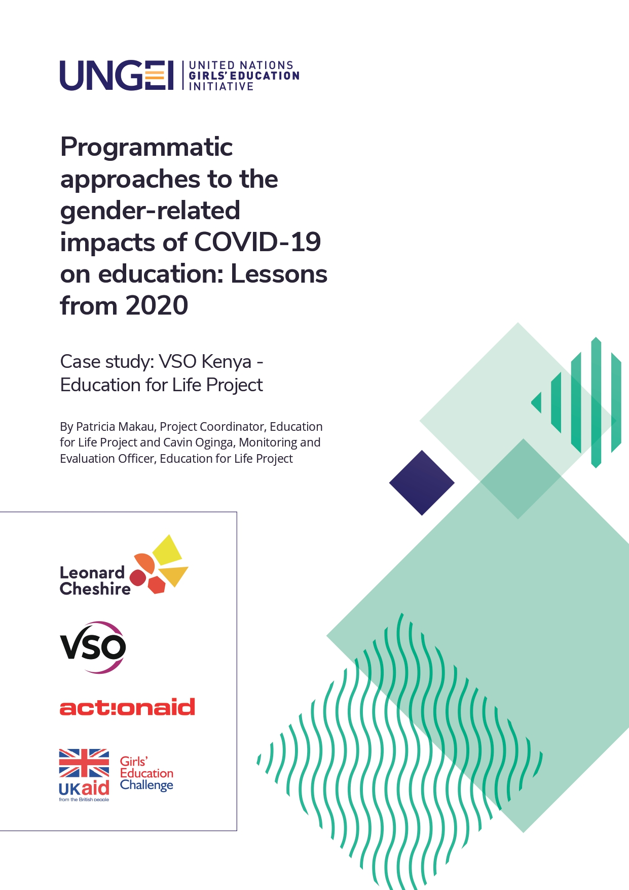 Case study: VSO Kenya - Education for Life Project