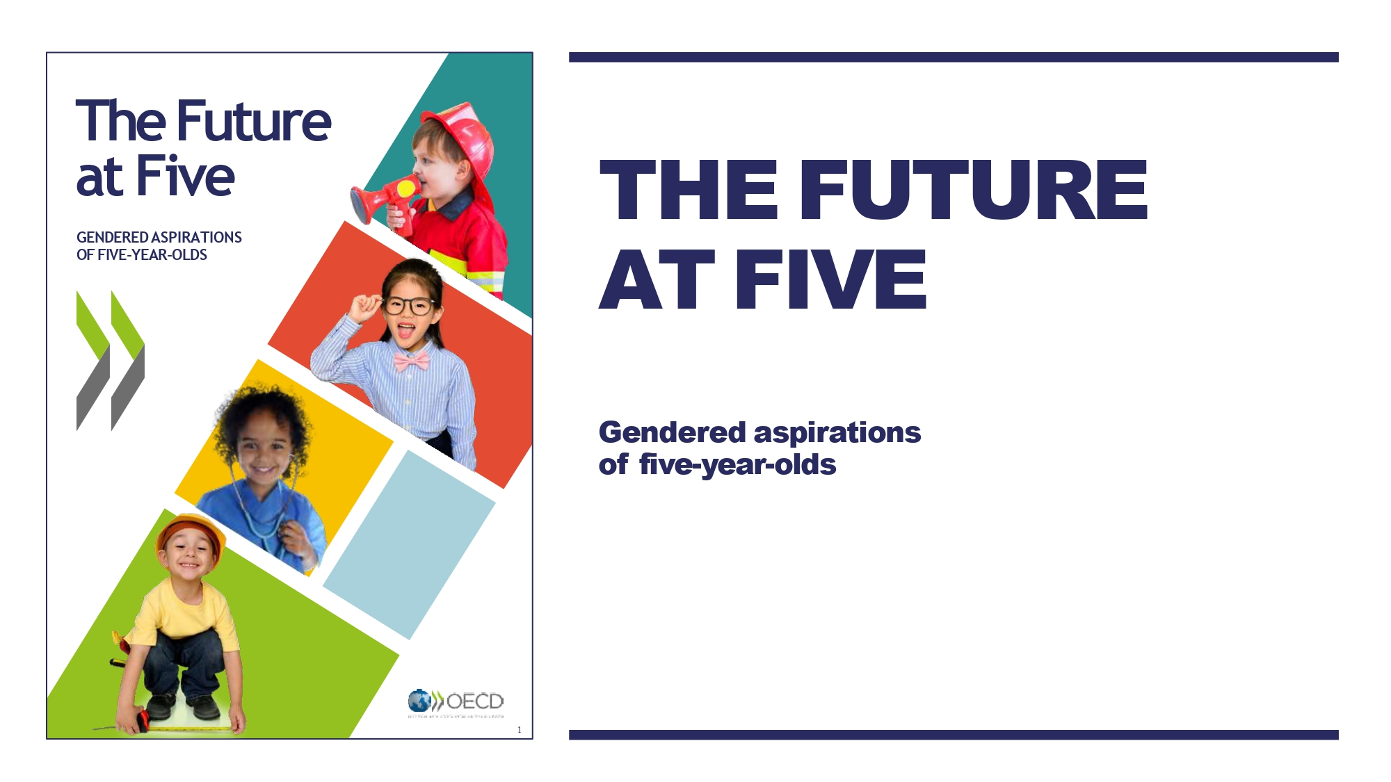 The future at five: How do gender stereotypes affect five-year-olds' ideas about their future?