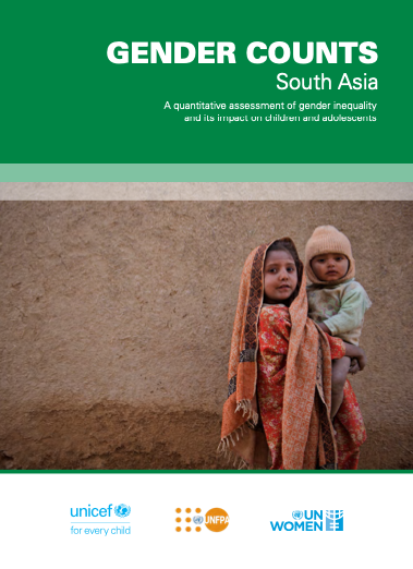 Gender Counts - South Asia