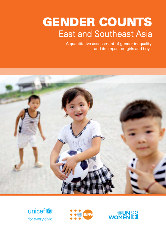 Gender Counts - East and Southeast Asia