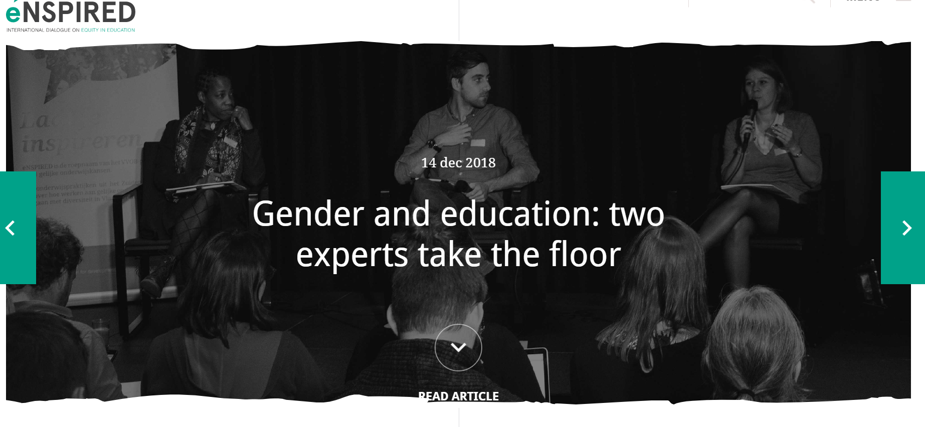 Gender and education: two experts take the floor
