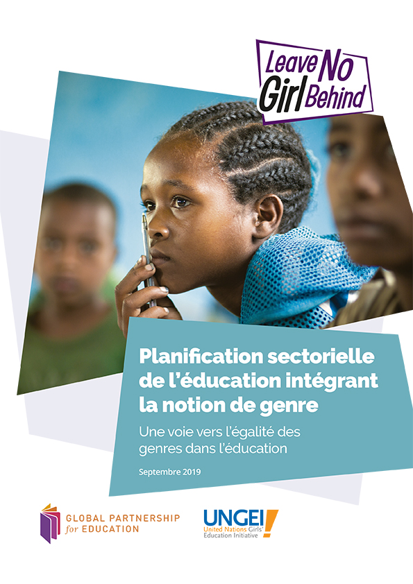 Planification sectorielle de l'éducation intégrant la notion de genre