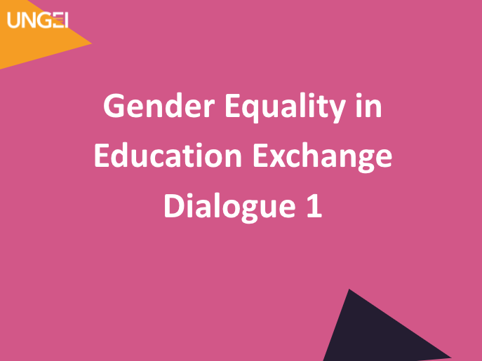 Gender Equality in Education Exchange