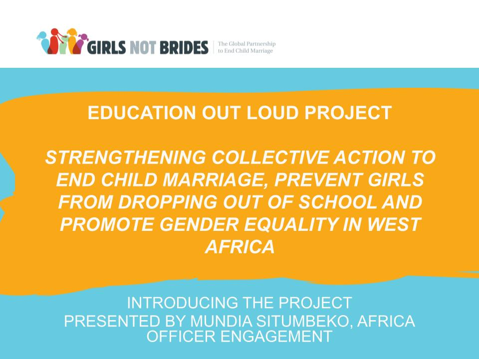 Education Out Loud Project