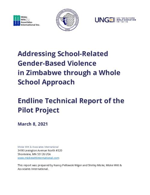 SRGBV Endline report