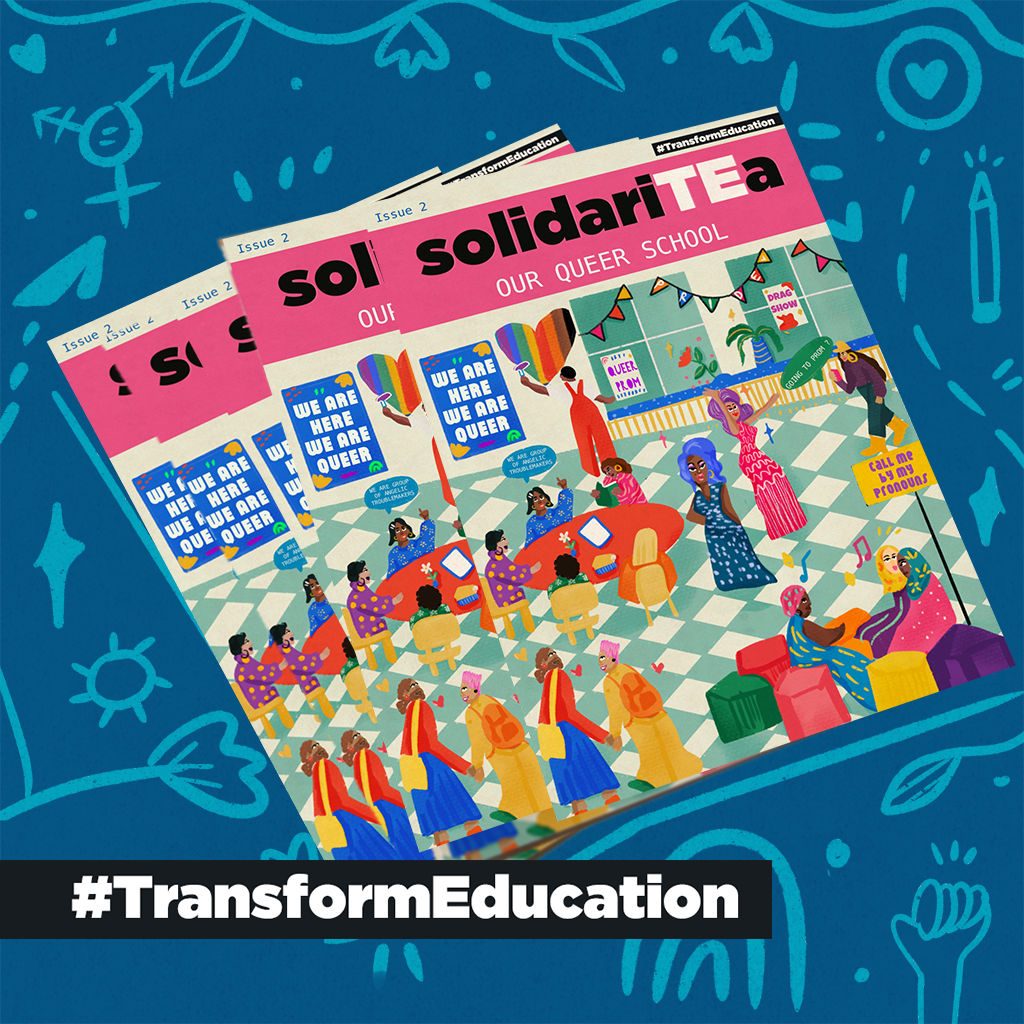 The Transform Education Newsletter