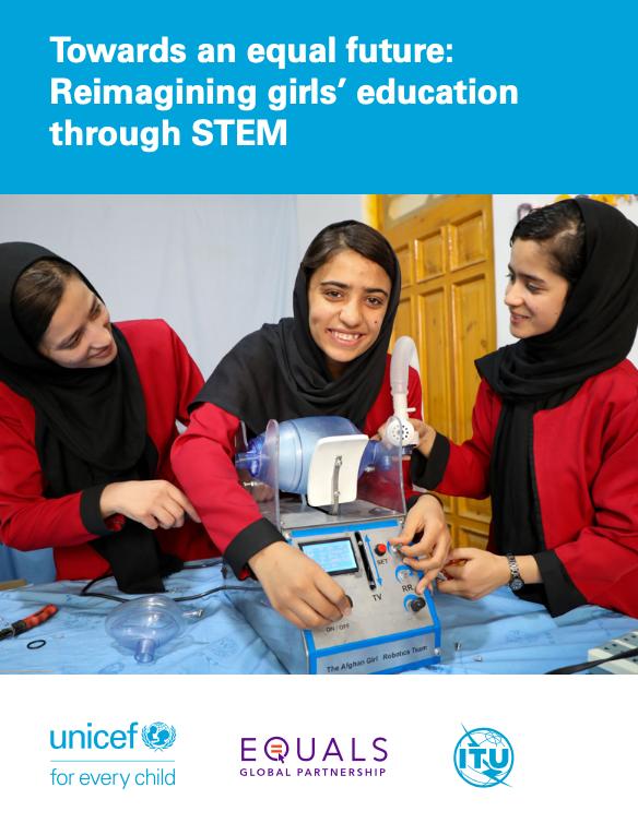 Towards an equal future: Reimagining girl's education through STEM