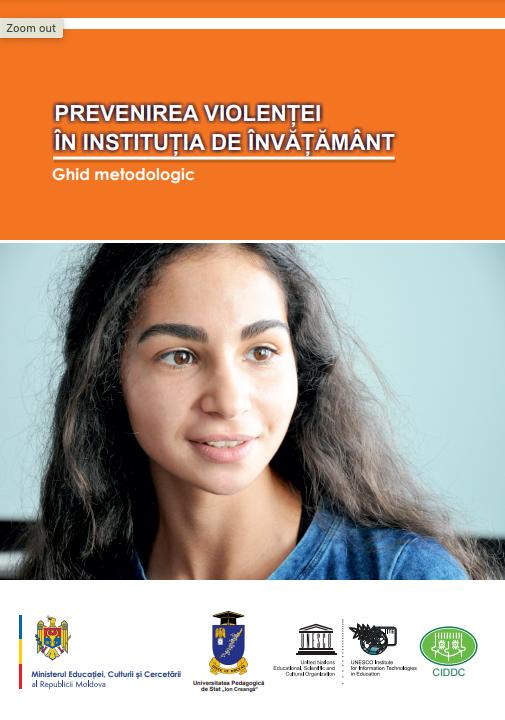 Prevenirea violenței în instituția de învățământ Ghid metodologic