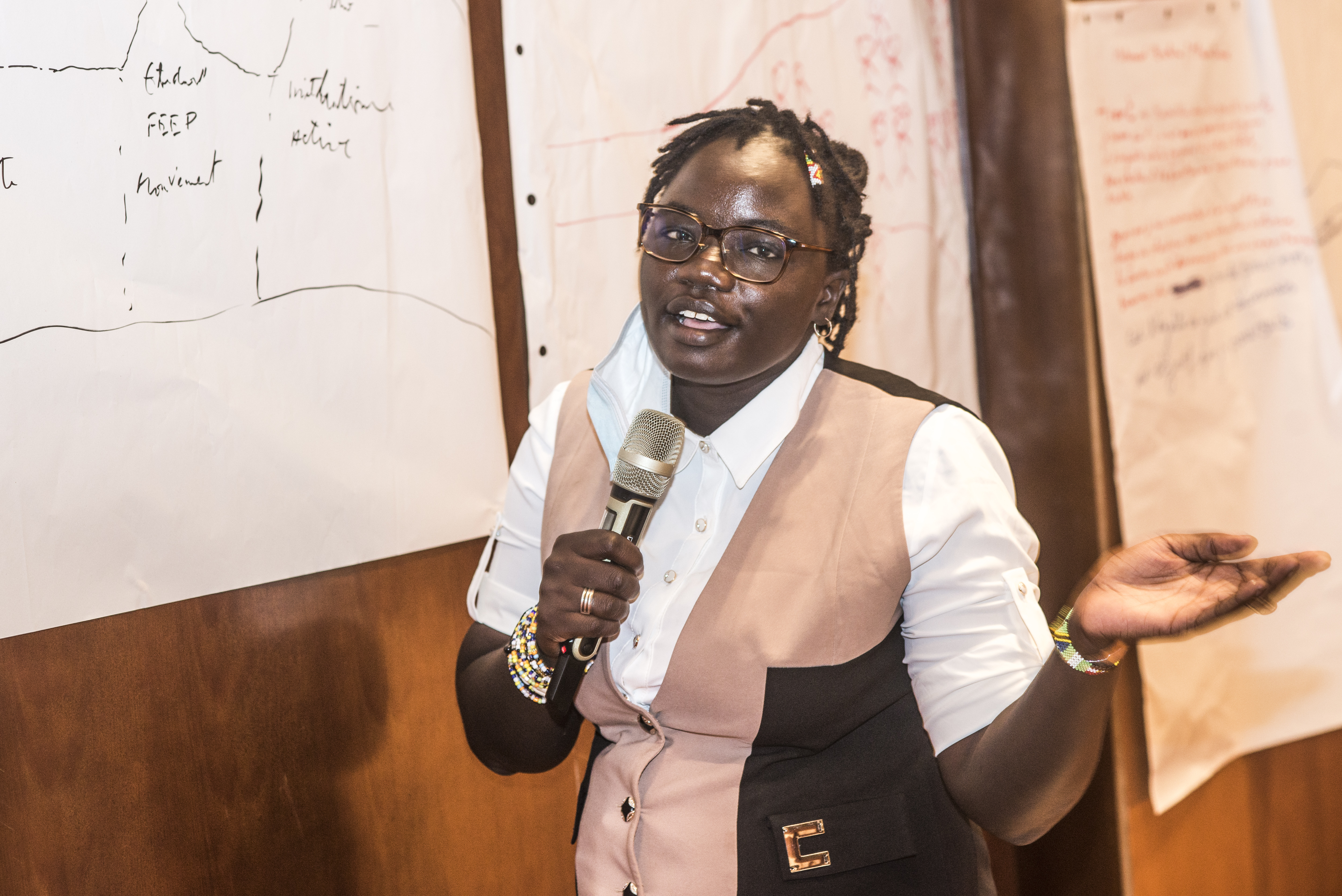 GRESP workshop: young African feminists leading the way towards gender equality in education