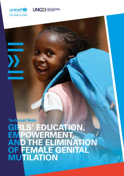 Girls' Education, Empowerment, and the Elimination of Female Genital Mutilation