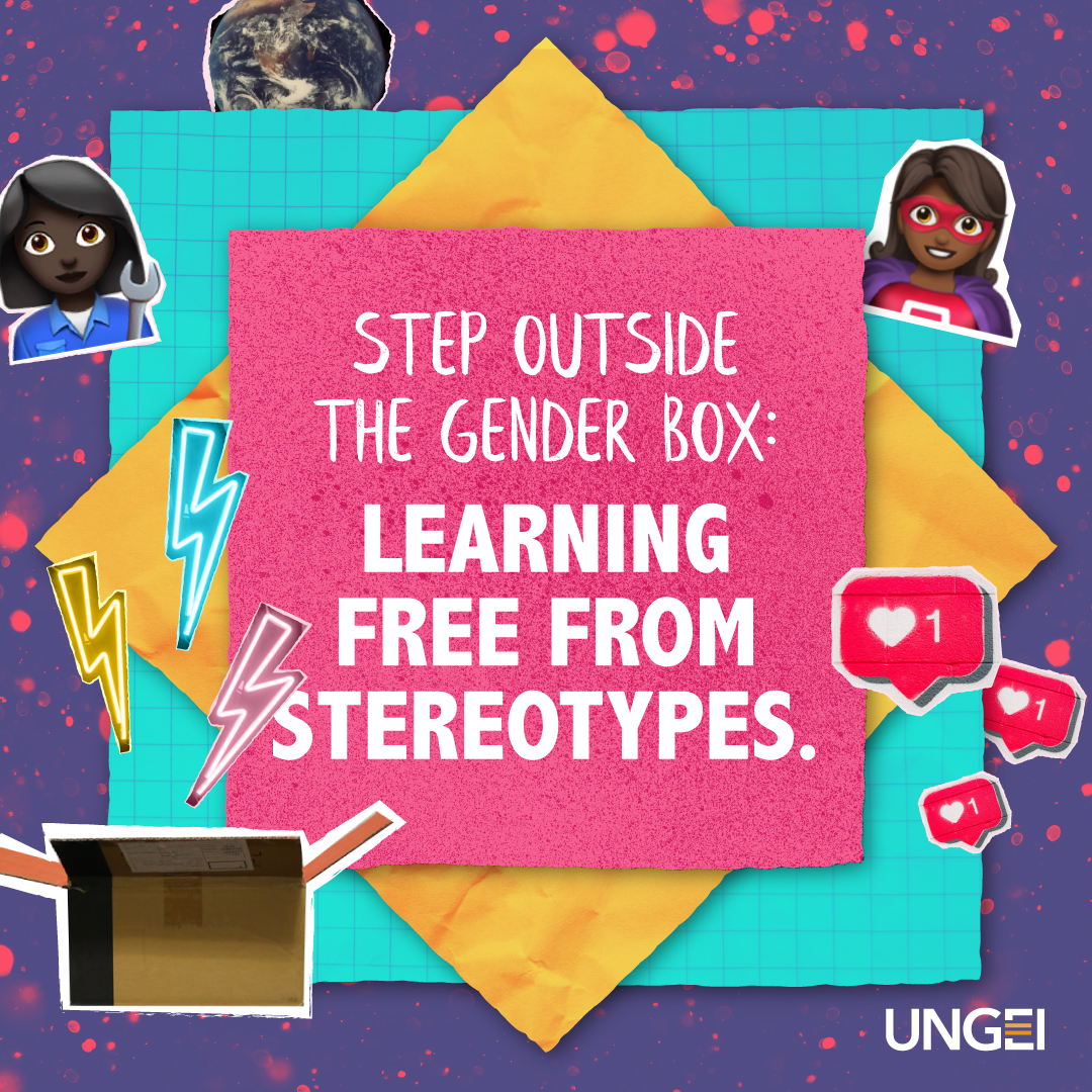 It's Time to End Gender Stereotypes in Schools