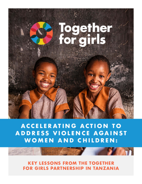 Accelerating action to address violence against women and children