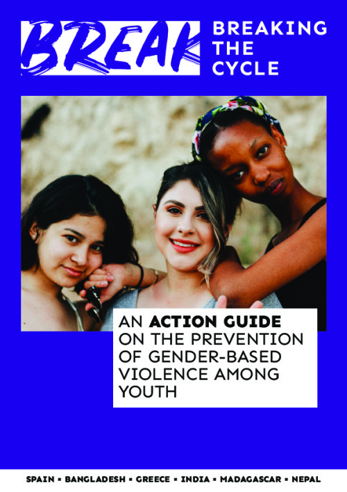 An action guide on the prevention of gender-based violence among youth