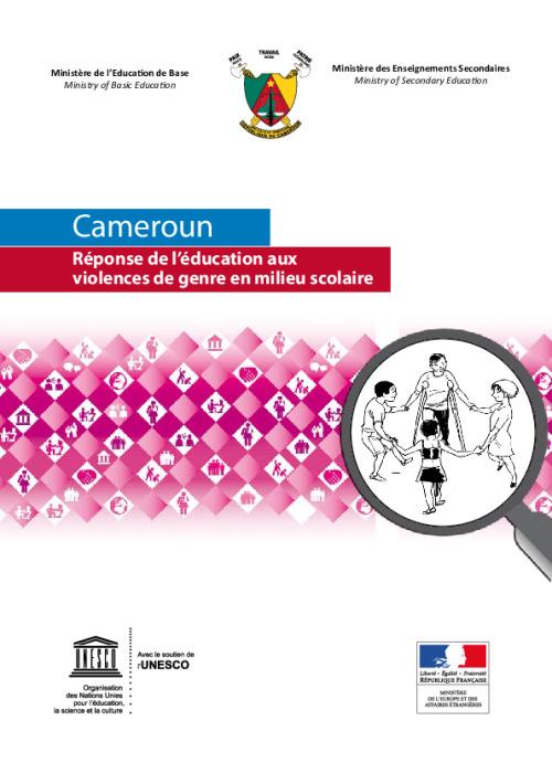 Réponse de l'éducation aux violences de genre en milieu scolaire: Cameroun
