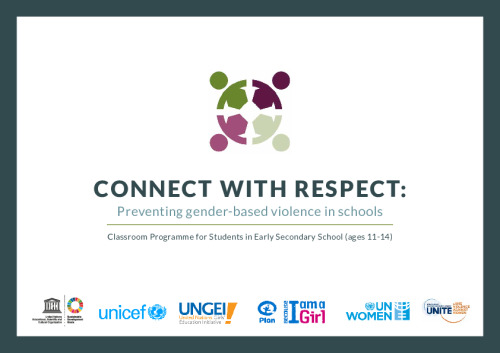 Connect with Respect: Preventing gender-based violence in schools