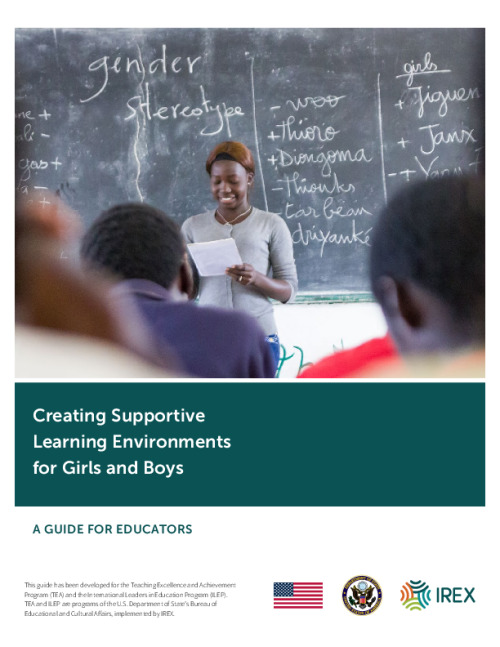 Creating Supportive Learning Environments for Girls and Boys