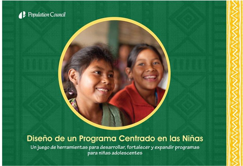Diseño de un Programa Centrado en las Niñas